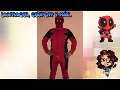 Como hacer  una Chamarra de Deadpool. DIY. deadpool jacket