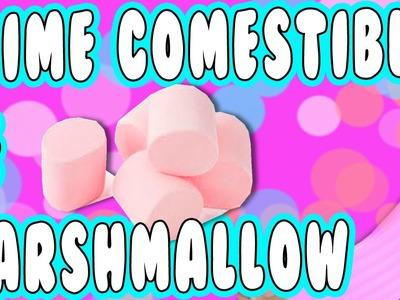 DIY ♥ Slime Comestible de Marshmallow ♥