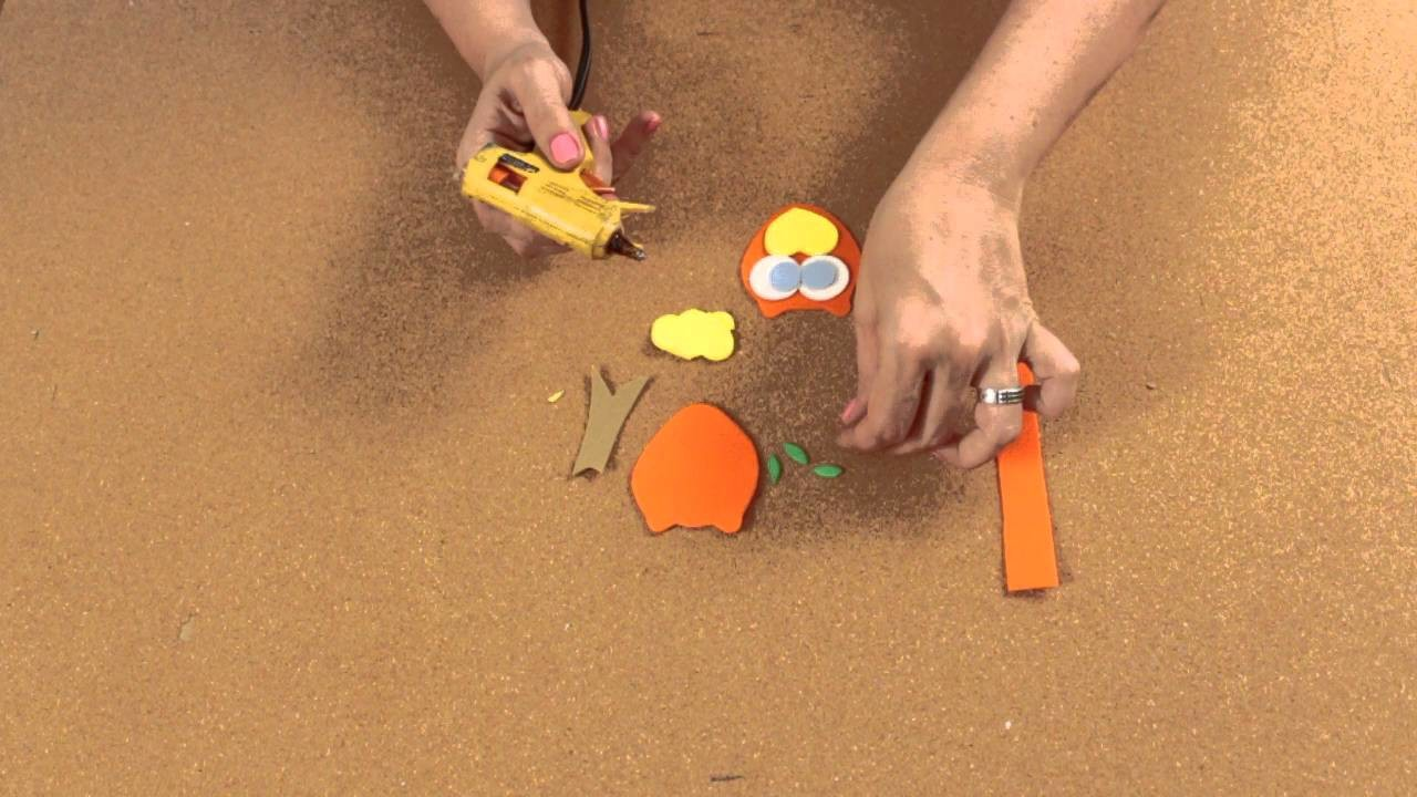 Lápiz Decorado en Forma de Buho - Fácil y Sencillo - DIY - Manualidades