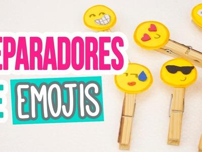 Manualidades con Emojis | ✄ Separadores de Libros Creativos REGRESO A CLASES | Mini Tip Catwalk ♥