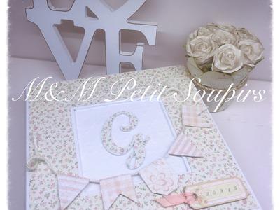 Álbum scrap GRAPHIC45 Baby2Bride