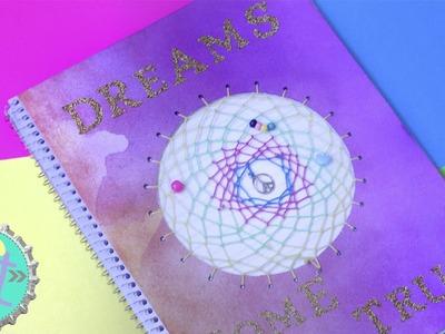 Decora: Cuaderno ATRAPA SUEÑOS!. Floritere