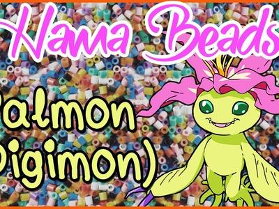Hama Bead   Palmon (Digimon)