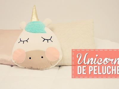 Haz un cojín de unicornio!