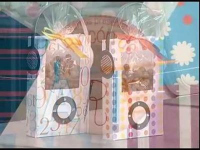 Cajita de sorpresas para cumpleaños - 9.06.16 - 1a parte