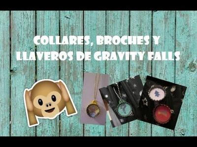 DIY GRAVITY  FALLS, LOGOS DE LOS PERSONAJES (MUY FACIL) - CREATIVE VALE