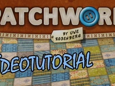 Patchwork - Juego de mesa - Reseña.aprende a jugar