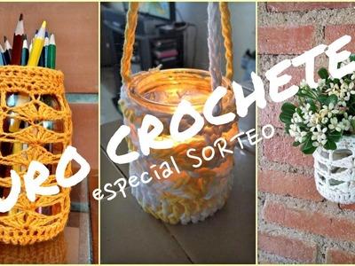 PURO CROCHETEO 10 ♥ especial sorteo | AHUYAMA CROCHET