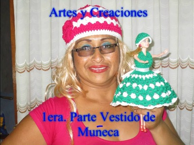 VESTIDO DE MUÑECA - 1ERA PARTE