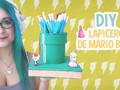 Lapicero de Mario Bros - DIY Geek - Gadgets Girls