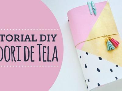 Tutorial DIY Midori de Tela o Fabricdori