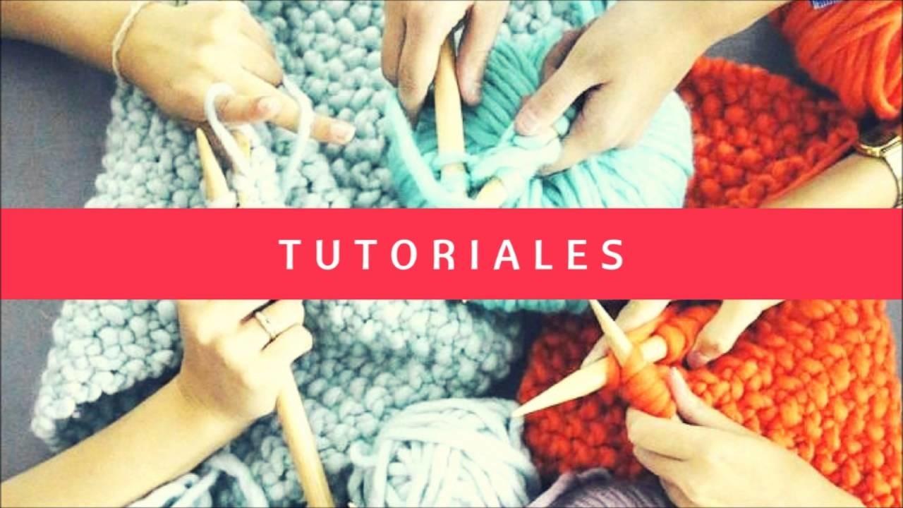 CTejidas: La mejor Biblioteca de Crochet y Dos Agujas