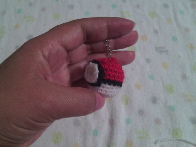 POKEBOLA A CROCHET FACIL Y RAPIDO