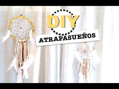 DIY | COMO HACER ATRAPASUEÑOS |  DECORACION HOGAR | DREAMCATCHER ♡ STEFFIDO