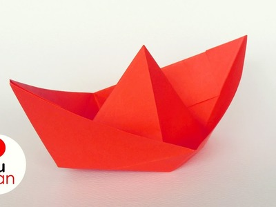 Barco de Papel - Origami | JuanTu3