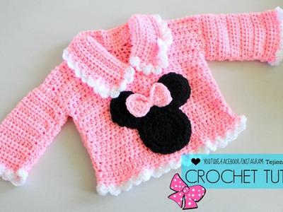 Suerita De Crochet Facil y Basico CROCHET TUTORIAL | Tejiendo Con Erica