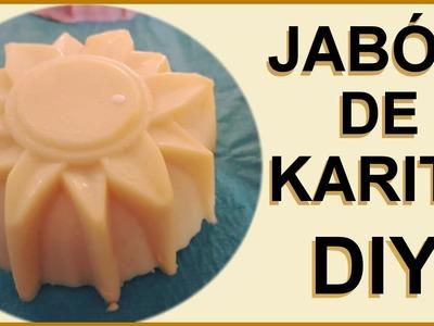 Cómo hacer Jabón de Karité casero | Receta de Jabón DIY