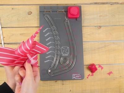 ¿Cómo se usa la Pinwheel Punch Board? DIY Molinillos