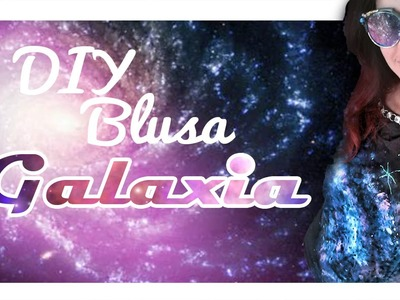 DIY Blusa Galaxia - Kath Craft -