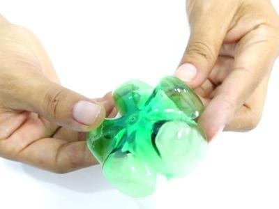 Tutorial 2- Collar de botella de plástico-Gatia