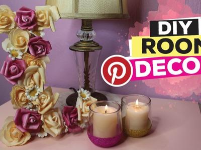 DIY: Decora tu Habitación . Pinterest