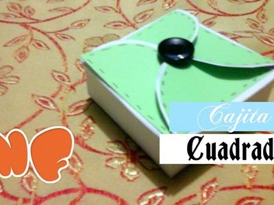 ✎ Cajita para regalar a tu novia o novio | Manualidades Fáciles