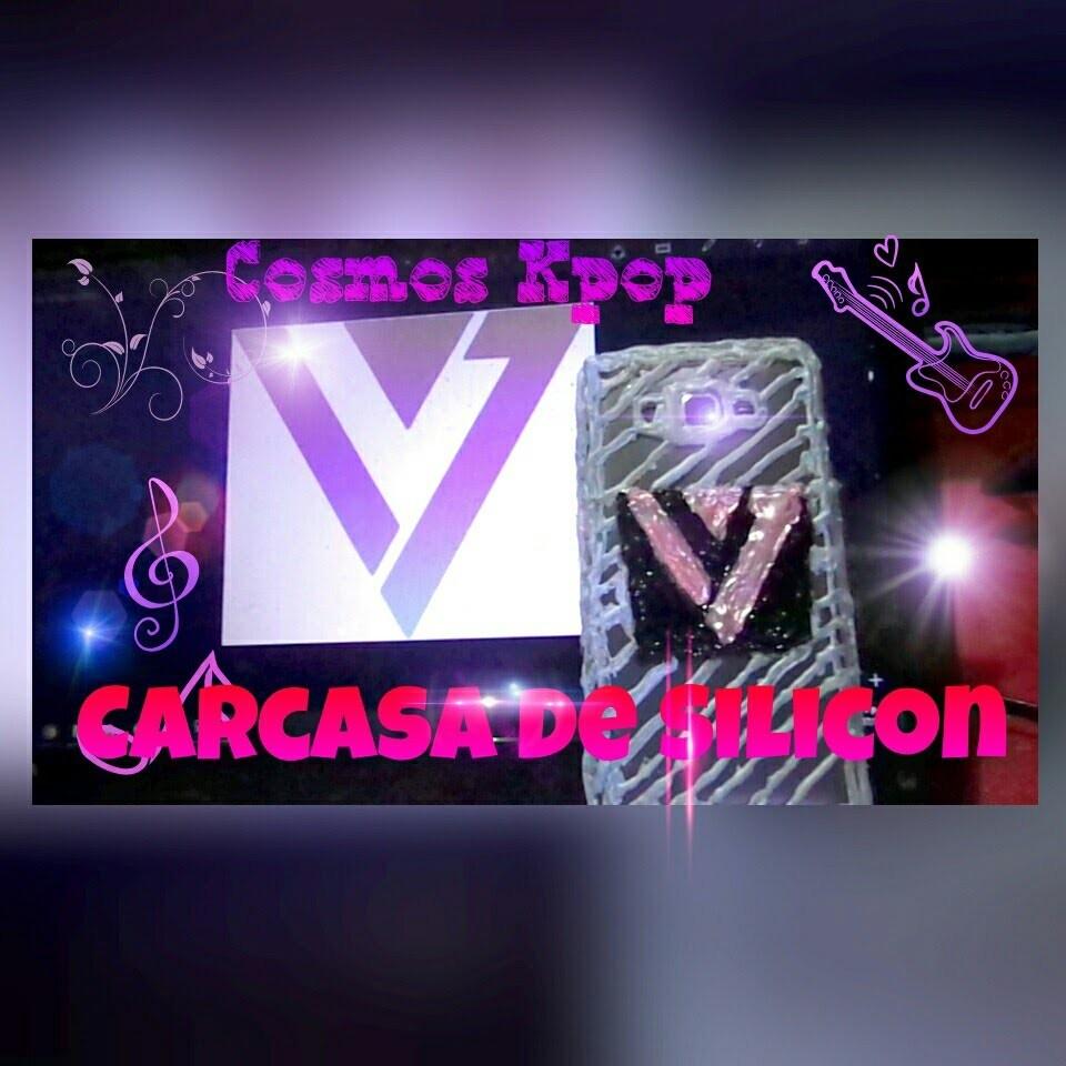 Diy Carcasa De Silicon Carcasa Kpop Manualidades Kpop Seventeen
