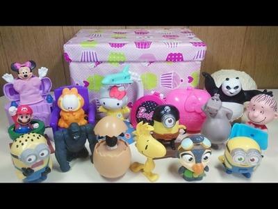 Juguetes, Huevos de Kinder Sorpresa, Play Doh, Manualidades, Juegos y Globos Sorpresa para niños