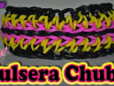 ♥ Tutorial: Pulsera Chuby ♥