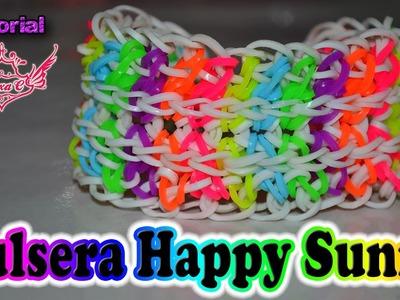 ♥ Tutorial: Pulsera Happy Sunny ♥
