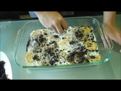 Tutorial Cold Cake DIY