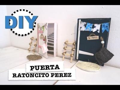 DIY | COMO HACER PUERTA RATONCITO PEREZ | DECORACION HABITACION INFANTIL ♡ STEFFIDO
