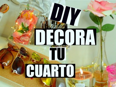 DIY ♡ Decoraciones Para Tu Cuarto ♡ Colab ♡ Fashion bycarol ♡