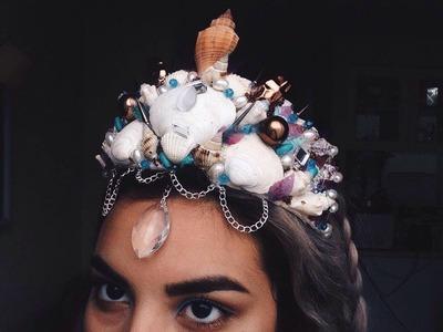 DIY ★ Mermaid Crown