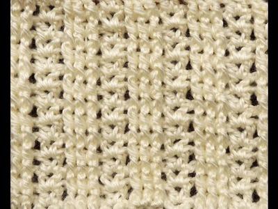 Crochet: Punto en Relieve # 12