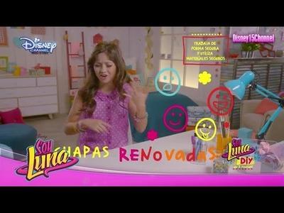 Disney Channel España | Soy Luna DIY - Chapas (Karol Sevilla)