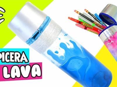 DIY ★ Lapicera LÍQUIDA de LAVA y GALAXIA ✔★ Asi o Mas Facil ★ Manualidades