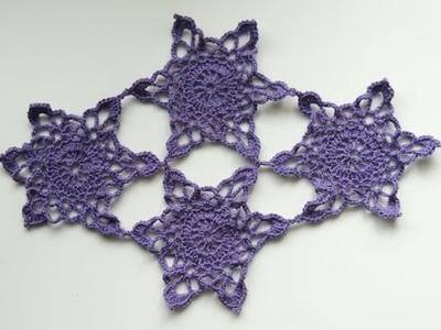 Crochet: Estrella