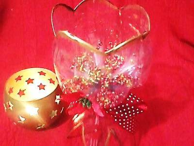 Copas navideñas. DIY. How to make Christmas cups