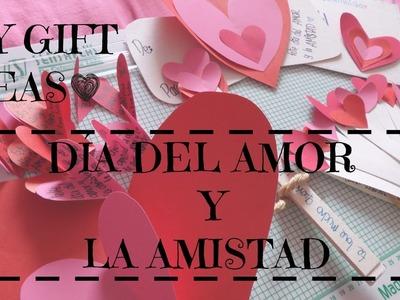 DIY Gift Ideas: Día Del Amor Y La Amistad. LauraNoEstá