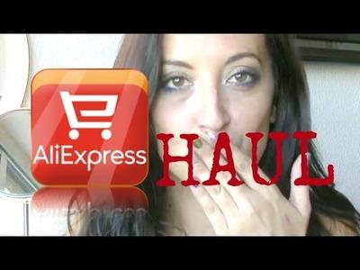 Haul Aliexpress (Papeleria y manualidades)