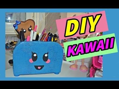 Manualidades fáciles para hacer en casa: Organizador Tostadora KAWAII - BeagleArts ♥
