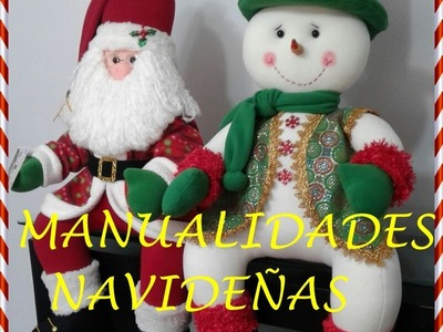 MANUALIDADES NAVIDEÑAS FRISAVIL