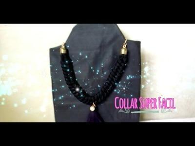 DIY - Collar Facil de Hacer