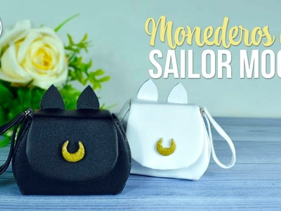 DIY MONEDEROS DE SAILOR MOON    | DREEN