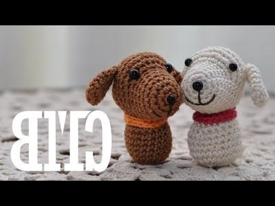 Amigurumi | Como hacer un Perro en Crochet | Bibiana Mejia Crochet 2016