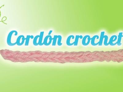 Cordón crochet