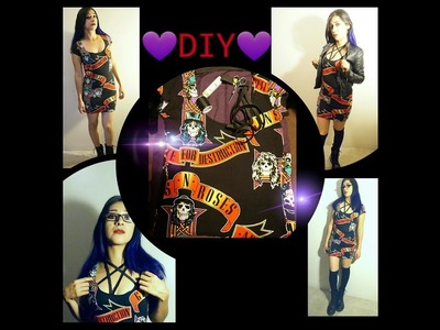 DIY (Modifica tu ropa)