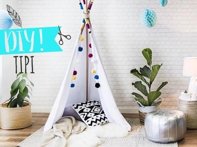 DIY Westwing | Cómo hacer un tipi indio para el cuarto de tus hijos