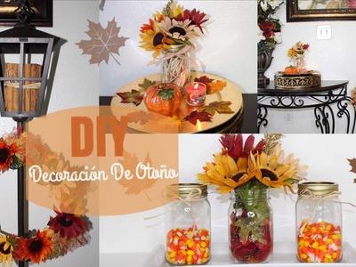 3 DIY Para Otoño | Facil & Economico |Dollar Tree store | IvonneDiazMakeup